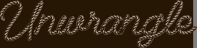 unwrangle logo